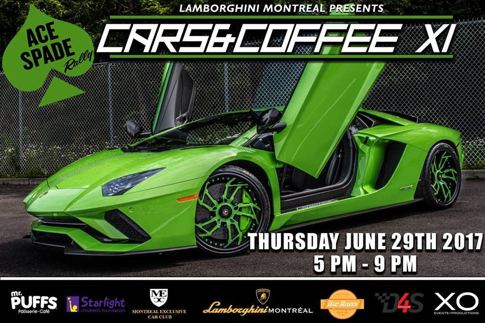Cars & Coffee XI